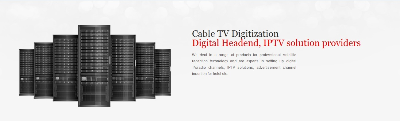 cable tv hardware and software